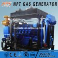 Biomass generator 10-500 kW c CE and ISO