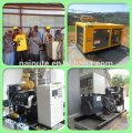80 KW LPG generator set from Weifang manufacturer with CE/ISO