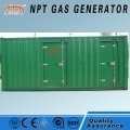 Silent generator 150kw