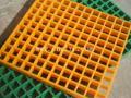 Решечатые настилы из стеклопластика, Китай
