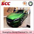 auto refinish 2K ACRYLIC TOPCOAT Green bluish COLOR