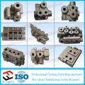 High-strength cast iron hydraulic valves casting  from Dengfeng Fengqi