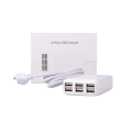 USB charger 6 socket  6A