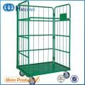 JP-1 Warehouse mesh steel insulated roll trolley
