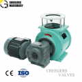Airlock Rotary Valve for Constant Feeding