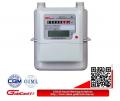 IC Card Prepaid Diaphragm Gas Meter- Steel
