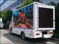 Mobile LED display P6 SMD high definition