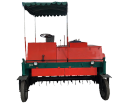 Self-propelled Organic Fertilizer Compost Turner-Compost Mixer Turner