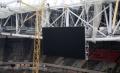 Futbol sahası için LED ekranlar