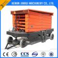 Hydraulic Mobile Scissor Lift Table  SJY