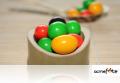 Arachides (AF-CCP) enrobées de chocolat