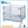 F-17 Large warehouse mesh metal cage storage container
