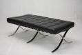 high quality hot sale replica Barcelona 2seats ottoman stool shenzhen