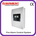 4 zone conventional fire alarm control panel 4001-02 from Numens