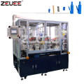 Fiber optic automatic assembly machine