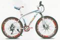 铝MTB自行车
