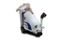 Pet faeces absorption sweeper--MUMUT