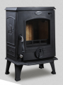 Wood cast iron Stove HF317