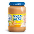 Apple-apricot puree with sugar Chudo-chado 0,170 l