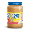 Peach-apple puree with sugar  Chudo-chado 0,17 l