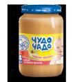 Peach-apple puree with sugar  Chudo-chado 0,17 l