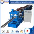 C Style Purlin Roll Forming Machine