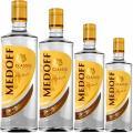 "Vodka ""Medoff Classic"" (0,2 0,35 0,5 0,7 1 L.) Ukraine."