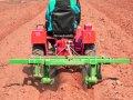 2 Rows Vegetable Field Ridger. Model: 1ZX-2