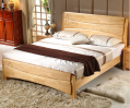 Nordic double bed