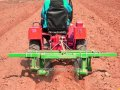2 Rows Vegetable Field Ridger. Model: 1ZX-2