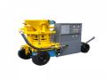 Штукатурная машина для работ в туннеле, склон, бассейны, модель TK500 / 600/700
