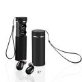 X7 Правда Беспроводная гарнитура Bluetooth наушники Производитель Small High Quality Sport Stereo In-Ear Двойные наушники для сотового телефона и таблетки
