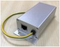 DC 48V 1000M SPD gigabit rj45 POE surge protector