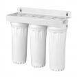 Etapas de uso doméstico 3 de pre filtración agua filtro purificador de aguas