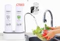Прилавок Питьевой воды Система фильтрации для удаления хлора Вентилей / осадки улучшает вкус