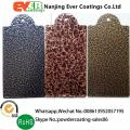 Antique Copper/Silver/Gold Hammer Texture Thermosetting Powder Coating for Metal