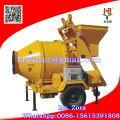 JZC350 Concrete Mixing Machine