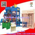 Automático QT10-15 cemento máquina concreta del ladrillo bloque que hace la máquina