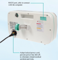 High Quality Portable Infusion Pump/Syringe Pump With CE/ISO Linsz-10