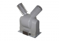 Трансформатор напряжения на открытом трансформатор тока