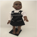 Frida African boy doll for 18 inch vinyl doll