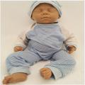 Frida cute baby doll for 18 inch vinyl doll