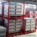 Nestainer صنعتی فلزی ذخیره پالت های انباشته رک
