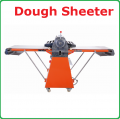 Commercial bread making equipment pastry dough rolling machine sheeter