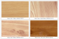 Heat Transfer wood effect Powder Coating