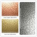 Cracking Effect powder coating