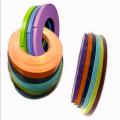 0,5 * 22 Fascia di bordo di plastica flessibile alto per tavolo e sedia