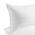 Luxury Plush Gel Pillow(2-pack)- Dust Mite Resistant & Hypoallergenic - Standard White