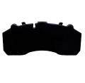 Truck spare part semi-metallic Brake pad WVA29087