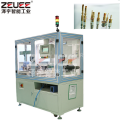 Aerospace electrical connector auto assembly machine and production line